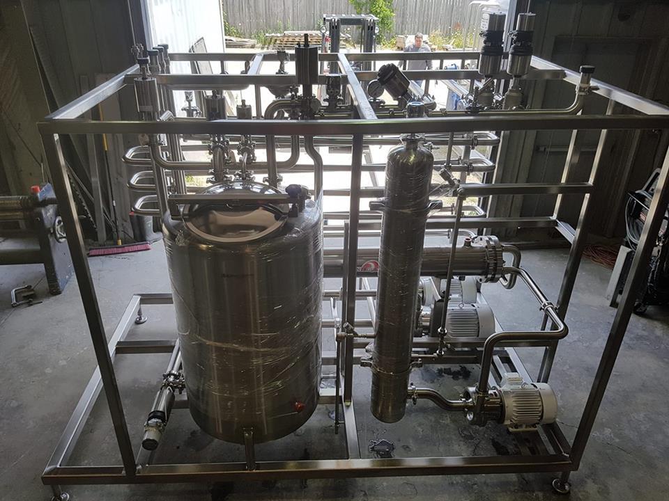 Metal My Way Industrial Project