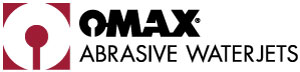 OMAX-Abrasive-Waterjets-Logo-Homepage